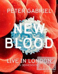 彼得蓋布瑞爾:新血 (DVD+2D/3D藍光BD)(Peter Gabriel: New Blood - Live In London In 3 Dimensions)