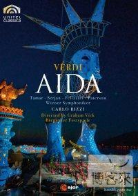 威爾第:歌劇「阿依達」/卡洛.李齊(指揮)維也納交響樂團 DVD Verdi: Aida / Carlo Rizzi (conductor), Vienna Symphonic Orchestra