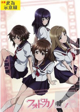 戀曲寫真 VOL.1 DVD