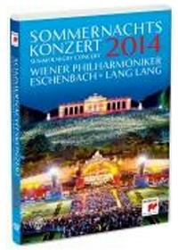 維也納愛樂 / 2014年維也納仲夏夜露天音樂會 DVD(Wiener Philharmoniker / Summer Night Concert 2014)