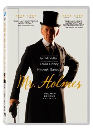 福爾摩斯先生 DVD(Mr. Holmes)