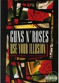 槍與玫瑰合唱團 / 運用幻象I東京巡迴現場 DVD(GUNS N' ROSES / Use Your Illusion I)