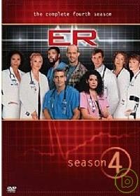 急診室的春天第4季 DVD ER: SEASON 4