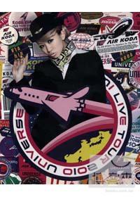 倖田來未 / 倖田來未 2010巡迴演唱會 ~無限宇宙 2DVD