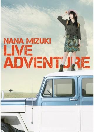 水樹奈奈 / NANA MIZUKI LIVE ADVANTURE (3DVD)