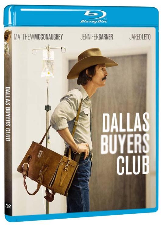 藥命俱樂部 (藍光BD)(Dallas Buyers Club BD)