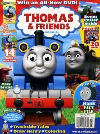 湯瑪士小火車 6-7/2011 THOMAS & FRIENDS 6-7/2011