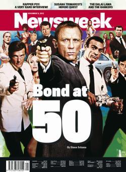NEWSWEEK 11/05/2012