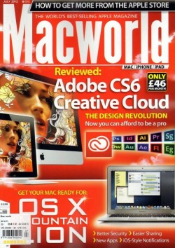 MAC WORLD 7月號 / 2012 MAC WORLD 7月號 / 2012