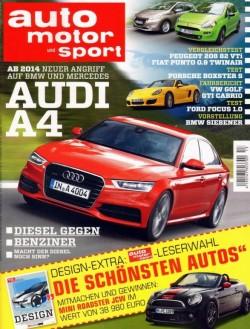 auto motor und sport 5月31號 / 2012 auto motor und sport 5月31號 / 2012