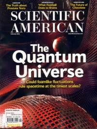 美國科學人雜誌 2月號 / 2012 SCIENTIFIC AMERICAN 2月號 / 2012