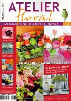 ATELIER floral 5月號 / 2012 ATELIER floral 5月號 / 2012