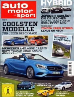 auto motor und sport 6月14號 / 2012+DVD auto motor und sport 6月14號 / 2012+DVD