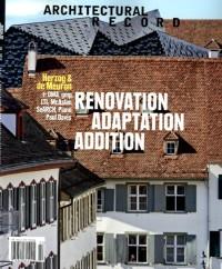 ARCHITECTURAL RECORD 2/2012