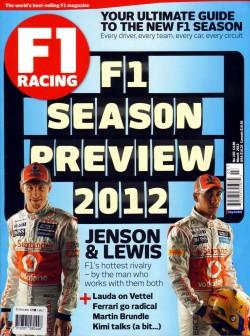 F1 RACING 3月號 / 2012 F1 RACING 3月號 / 2012