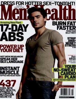 MEN'S HEALTH 5/2012