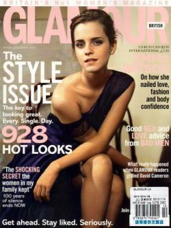 GLAMOUR 英國版 10月號 / 2012 GLAMOUR UK 10月號 / 2012