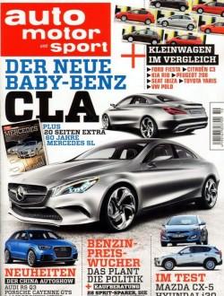 auto motor und sport 4月19號 / 2012 auto motor und sport 4月19號 / 2012