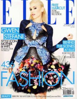 ELLE 英國版 10月號 / 2012 ELLE UK 10月號 / 2012