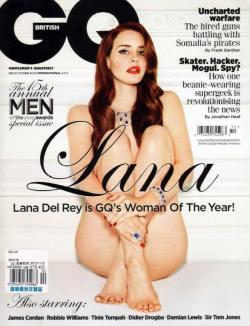 GQ 英國版 10月號 / 2012 GQ UK 10月號 / 2012