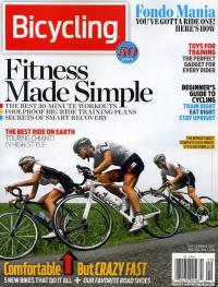 BICYCLING 9/2011