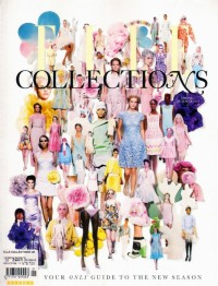 ELLE COLLECTIONS UK 春夏號 / 2012 ELLE COLLECTIONS UK 春夏號 / 2012