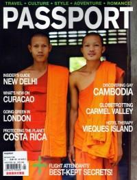 PASSPORT 4月號 / 2012 PASSPORT 4月號 / 2012