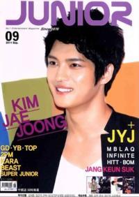 JUNIOR KOREA 09/2011 JUNIOR KOREA 09/2011