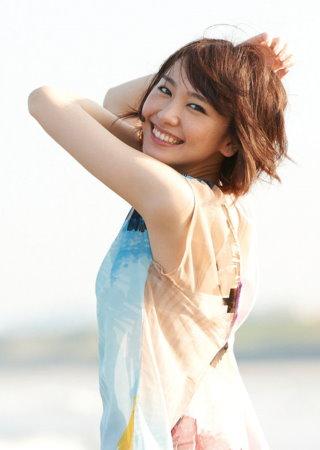 新垣結衣2013年掛曆 (8張)